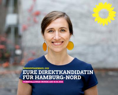 Direktkandidatin Hamburg Nord