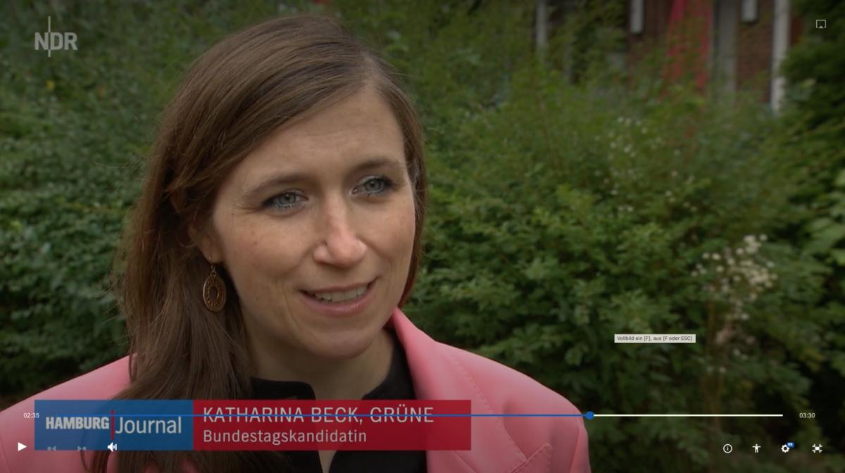 Katharina Beck im Interview