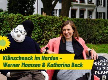 Werner Momsen und Katharina Beck