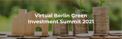 Green Berlin Investment Summit